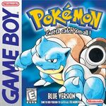 Pokémon Blue North America