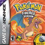 Pokémon FireRed North America