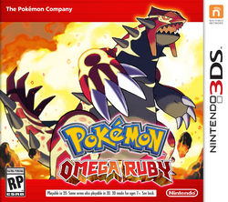 Pokémon Omega Ruby North America