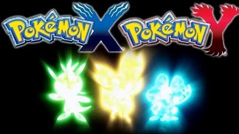 Pokemon X & Pokemon Y - Gameplay Trailer Deutsch (6