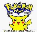 Pokémon Special Pikachu Edition