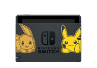 Pokémon Let's Go - Switch Bundle