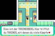 Pokemon Smaragd - Trainerberg