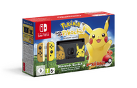 Pokémon Let's Go - Switch Bundle Pikachu