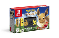Pokémon Let's Go - Switch Bundle Evoli