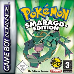 Pokémon Smaragd Pokémon Wiki Fandom Powered By Wikia