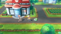 Pokémon Let's Go - Screenshot 07