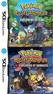 Pokemon darkness and time games