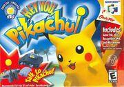 Hey you pikachu