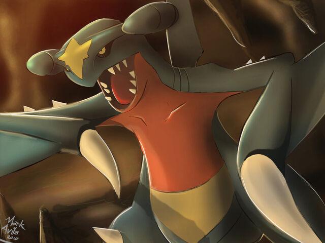 File:Pokemon Garchomp by mark331.jpg