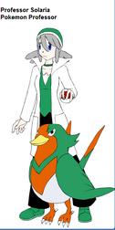 Professor Solaria