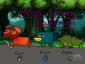 Starters in colour