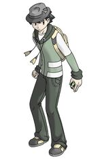Pokemon Trainer Jake