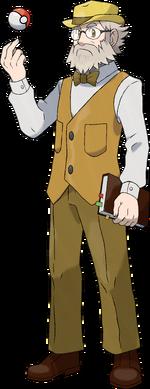 Professor Redwood