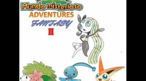 Adventures Fantasy II - 4 Leyendas Elementales