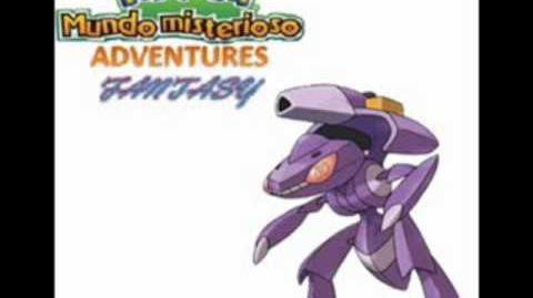 Adventures Fantasy II - Genesect