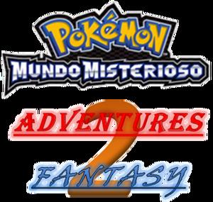 Adventures Fantasy 2 logo