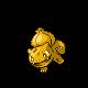 Bulbasaur de Oro