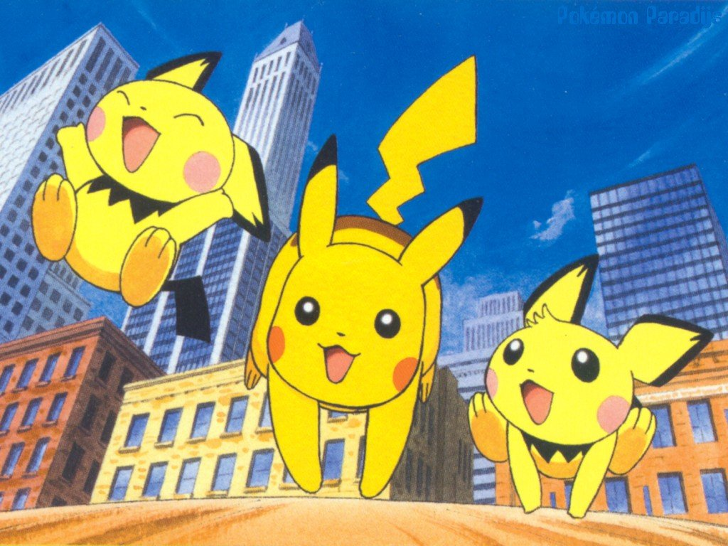Imagen Jumbo Pichu Pikachu Pichujpg Poke Espectaculos Wiki