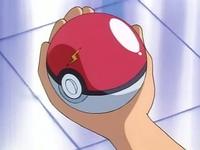 Poké Ball de Pikachu