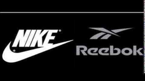 Ésas son Reebok o son Nike