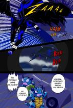 Eon y los guardias Tonitle (EON manga cap 1)