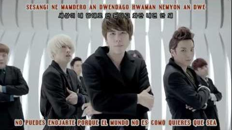Super Junior - Mr. Simple MV HD
