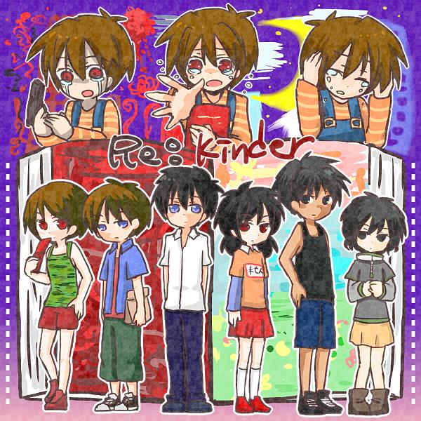 Re-Kinder RollingGirl Profile 2