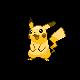 Pikachu de Oro