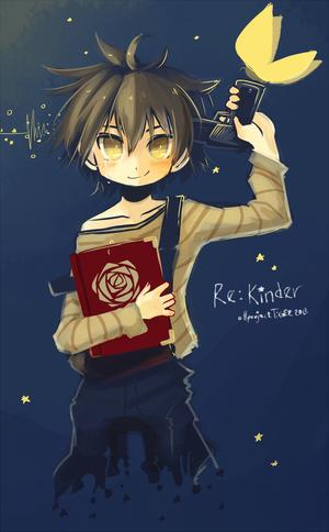 Re-Kinder RollingGirl Profile 4