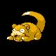 Slowpoke de Oro