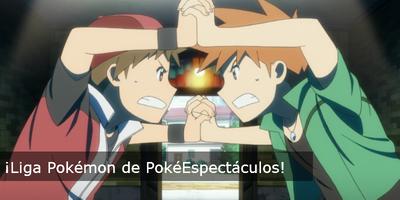 Promo Liga Pokémon de PokéEspectáculos