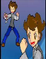 My pokemon trainer sprites by davyrox-d46ybu5