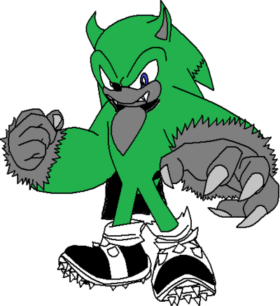 Marcos the Werehog