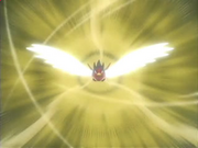 Ash Swellow Wing Attack
