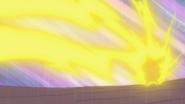Amber Pikachu Thunderbolt
