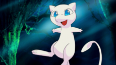 Mew (Lucario and the Mystery of Mew)