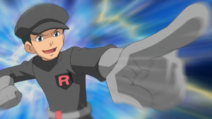 Team Rocket Grunt (BW)