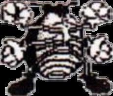 Unknown (Kasanagi's evolution)