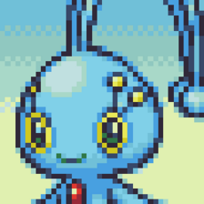 Manaphy (PMD portrait)
