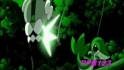 Snivy Cannibal