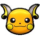 Image result for raichu pokemon shuffle