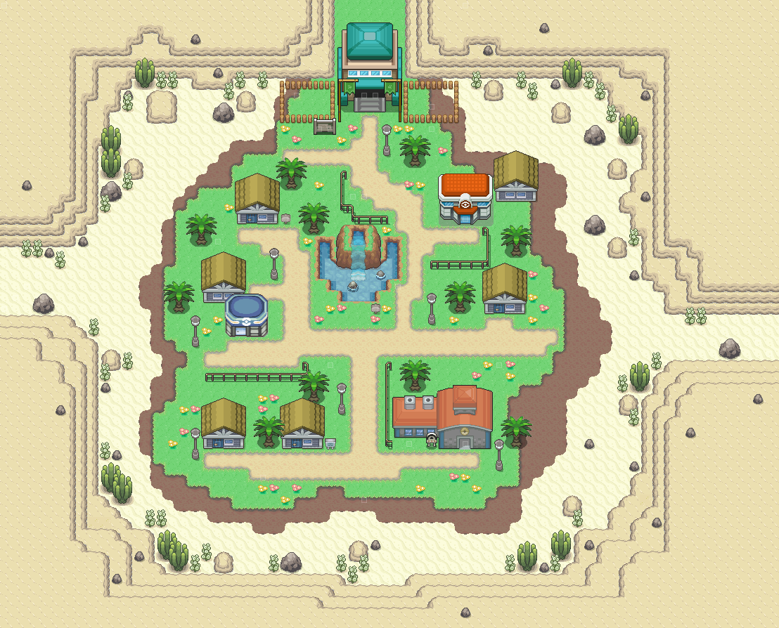 Oasis Town | Pokémon Alchemist Wiki | FANDOM powered by Wikia