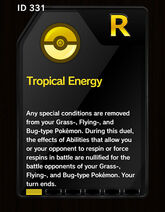 Tropical Energy