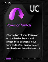 Pokemon switch