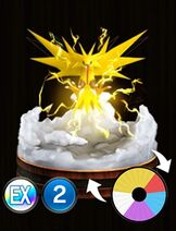 Pokemon Duel Zapdos