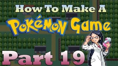 Video - How To Make a Pokemon Game in RPG Maker - Part 19