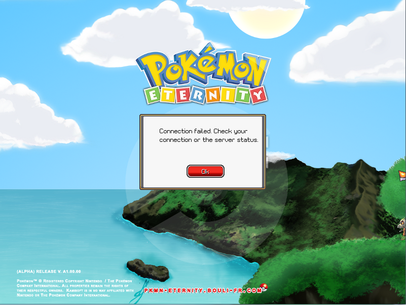 PokemonEternityServerDownTutorial