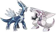 Palliative and Dialga
