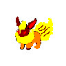 Isshu flareon sprite by flareon4398-d33ccgi